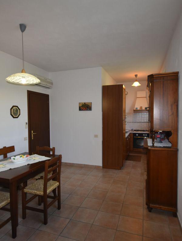 Trilocale per famiglie Maremma Toscana